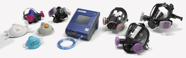 Test d'ajustement ou FIT TEST & Centre de maintenance Protection respiratoire